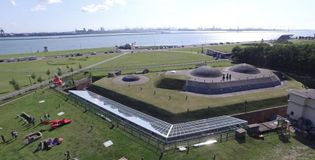 Historisch Fort 1881 - Hoek van Holland