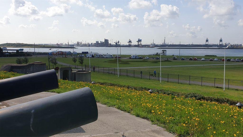 Historisch Fort 1881 - Hoek van Holland