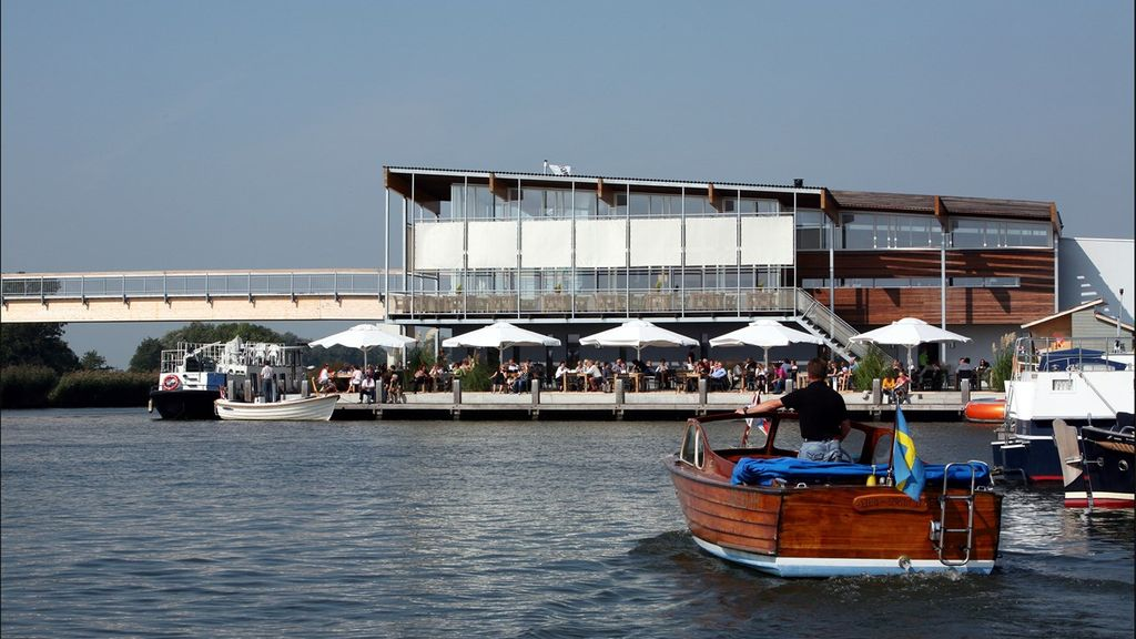 Restaurant Rivers Marnemoende