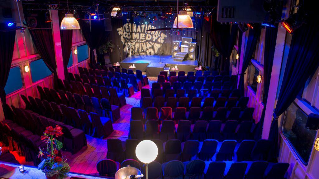 Theater, Event en Partyschip De Ameland
