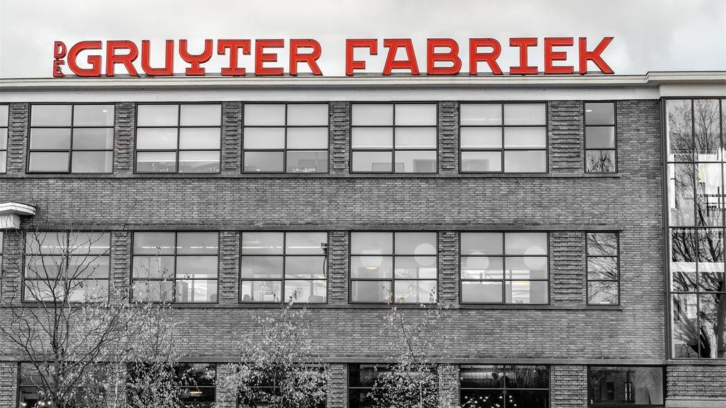 De Gruyter Fabriek Brasserie