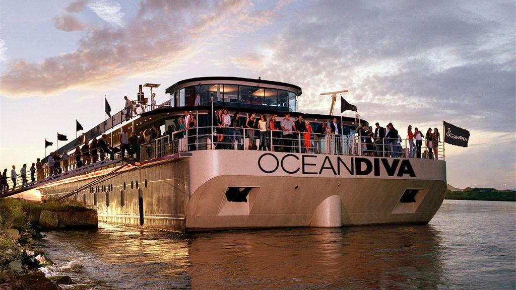 OCEANDIVA 2 schepen