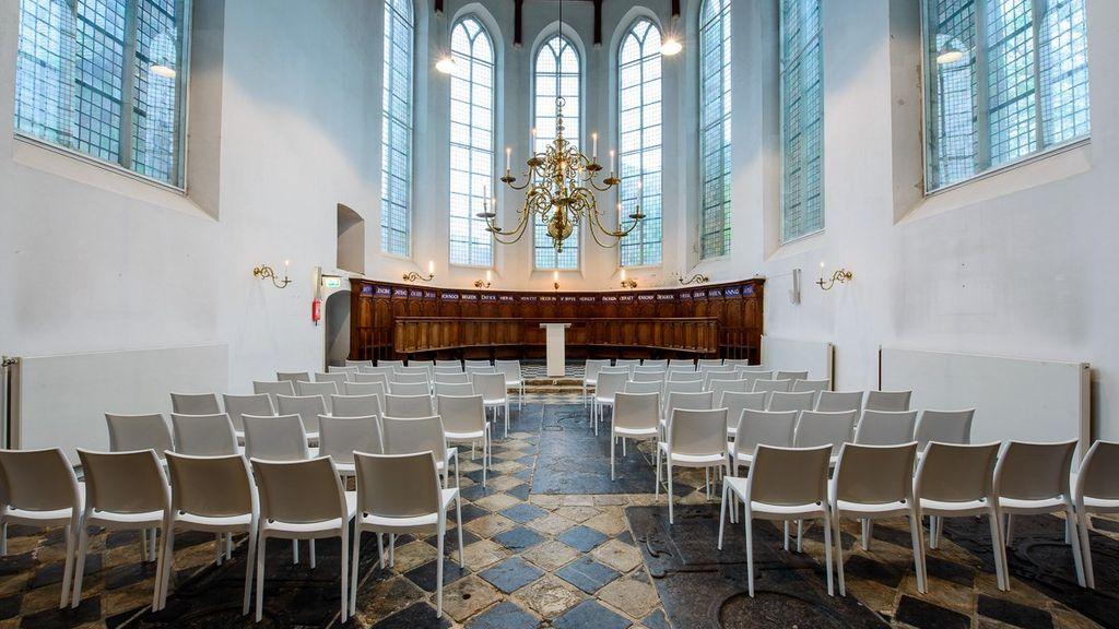 Oude Jeroenskerk Noordwijk