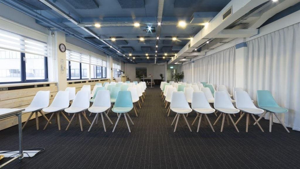 MeetINoffice en KAS evenementenlocatie