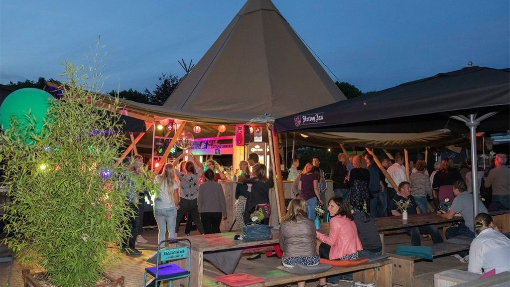Evenementenlocatie, strandclub en restaurant Watergoed