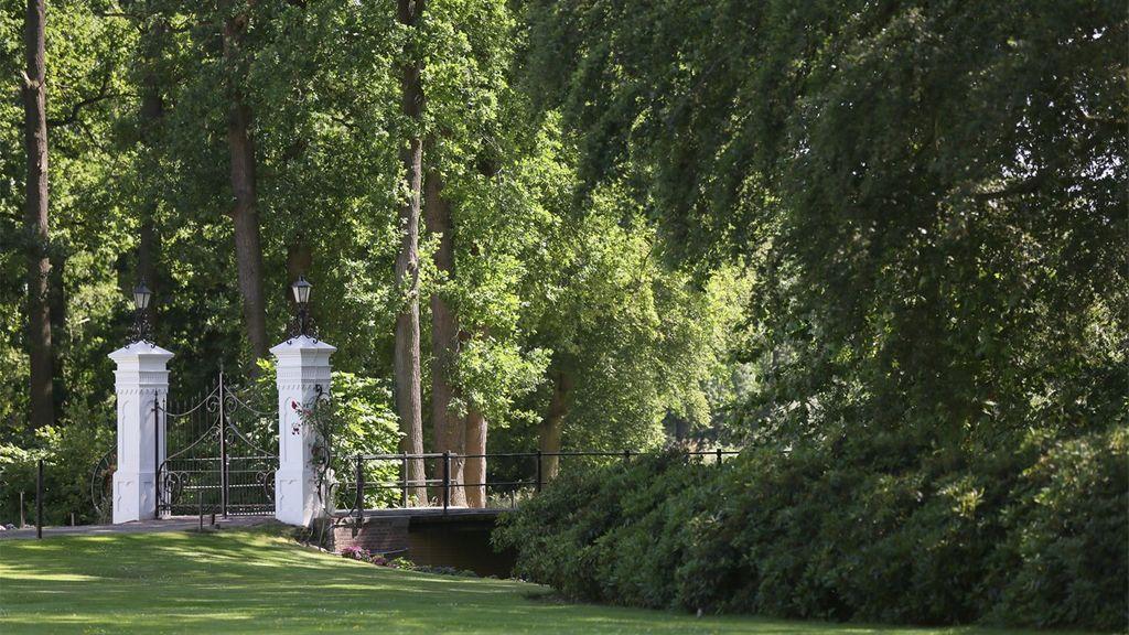 Oranjerie Kasteel Sandenburg