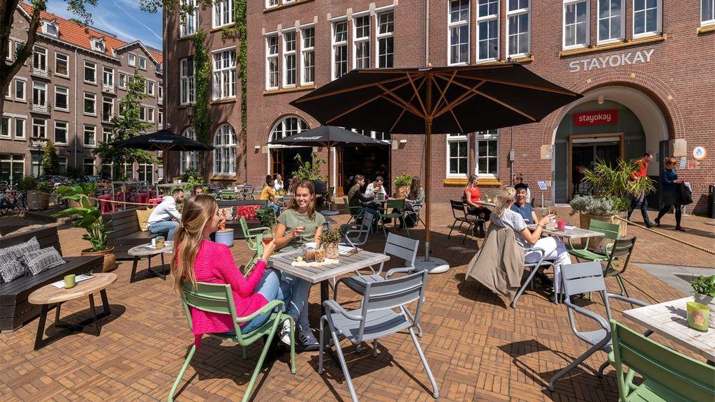 Stayokay Amsterdam Oost