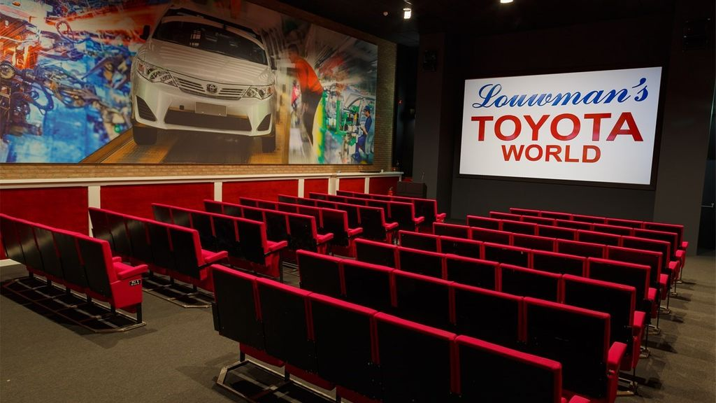 Toyota World
