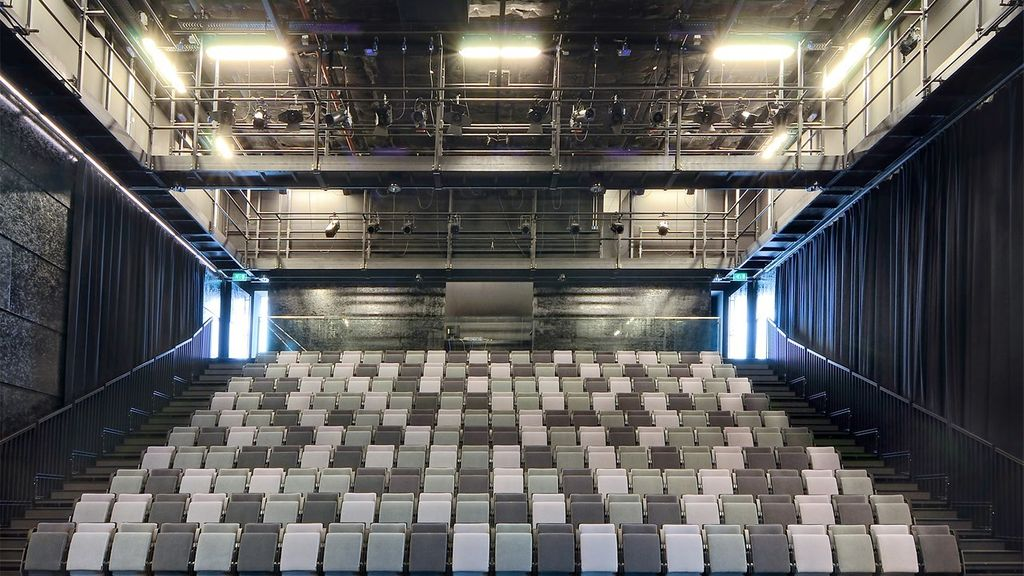 Theater en Kunstencentrum De Kom