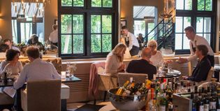 Restaurant Het Arsenaal