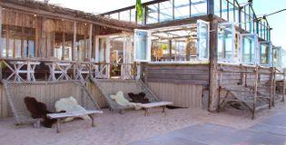 Strandpaviljoen Club Zand