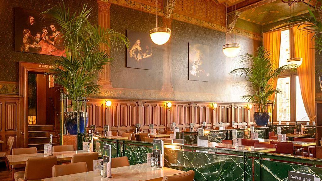 Grand Café Restaurant 1e Klas