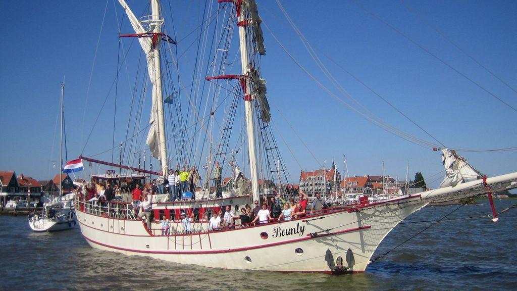 Bounty Zeil-party schip