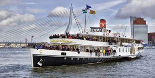 Raderstoomboot De Majesteit