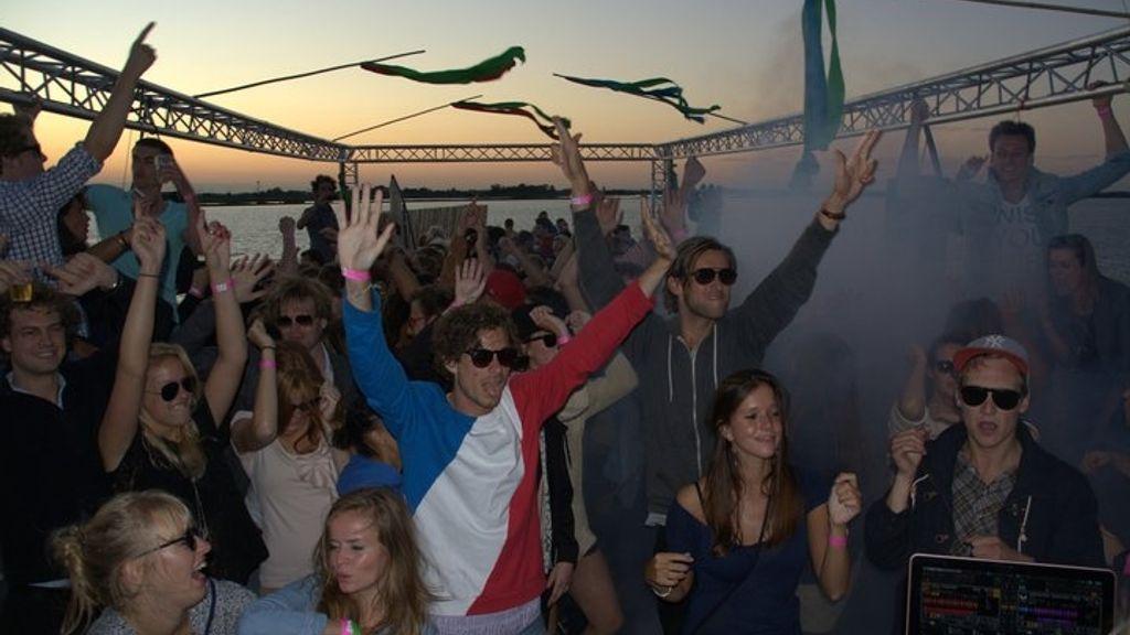 BOOT10 partyschepen (Amsterdam)