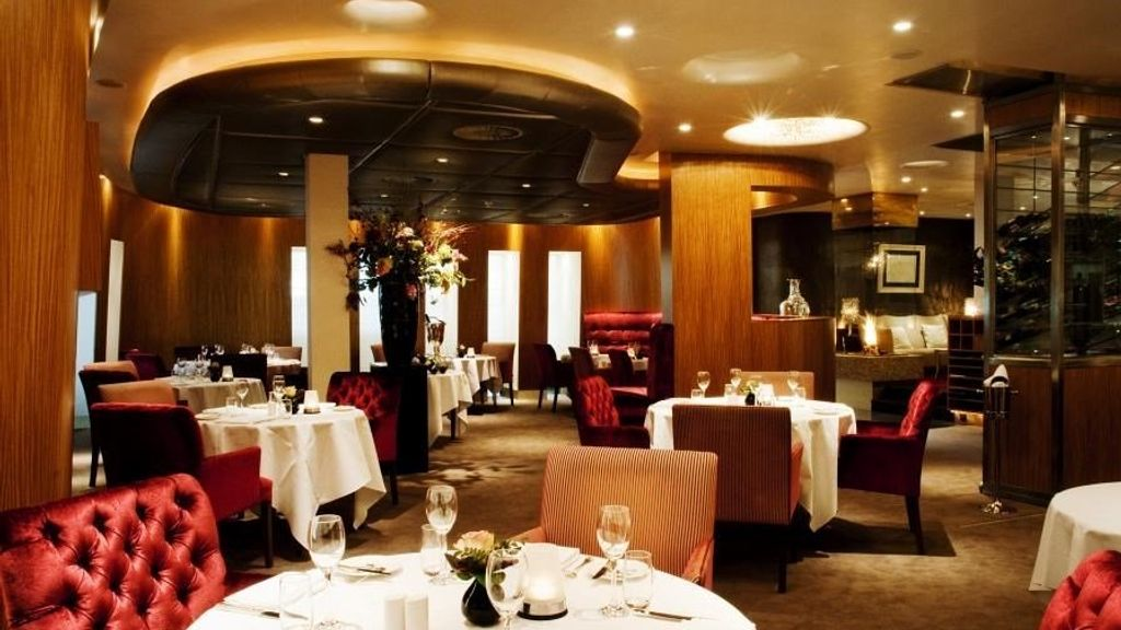 Hotel Restaurant Oud London