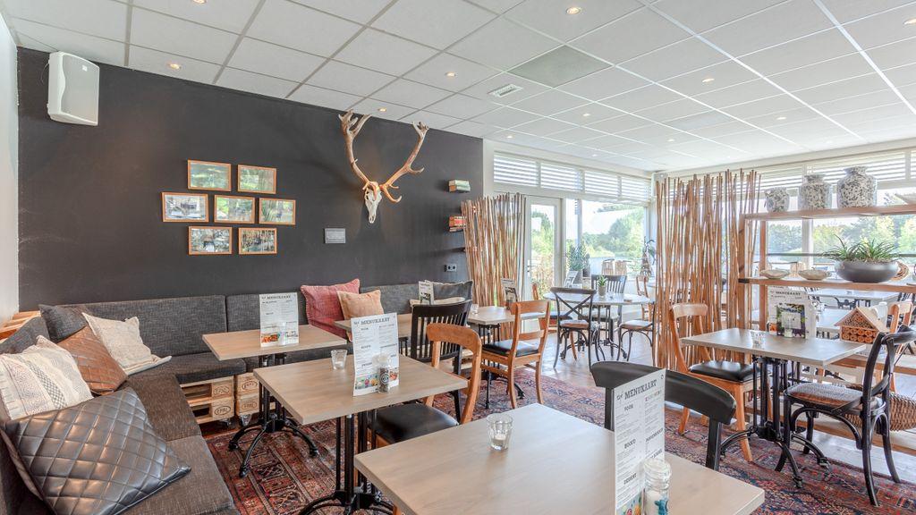 Hajé restaurant Natuurpark