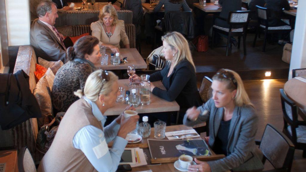 Café Restaurant De Landbouw Wassenaar