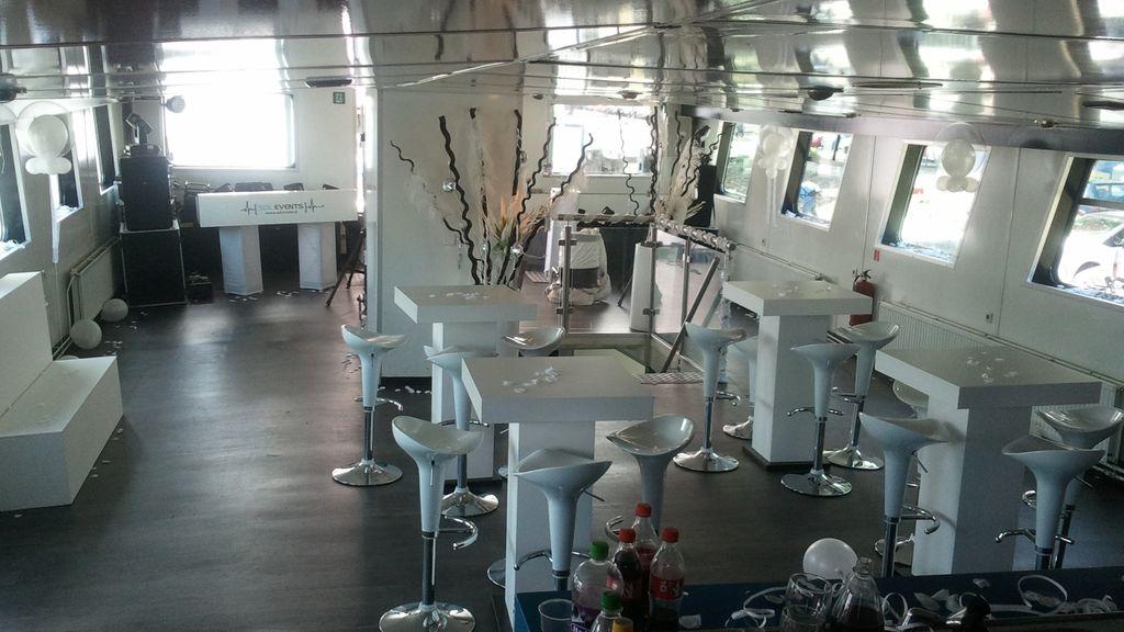 BOOT10 partyschepen (Utrecht / Maarssen / de Vecht)