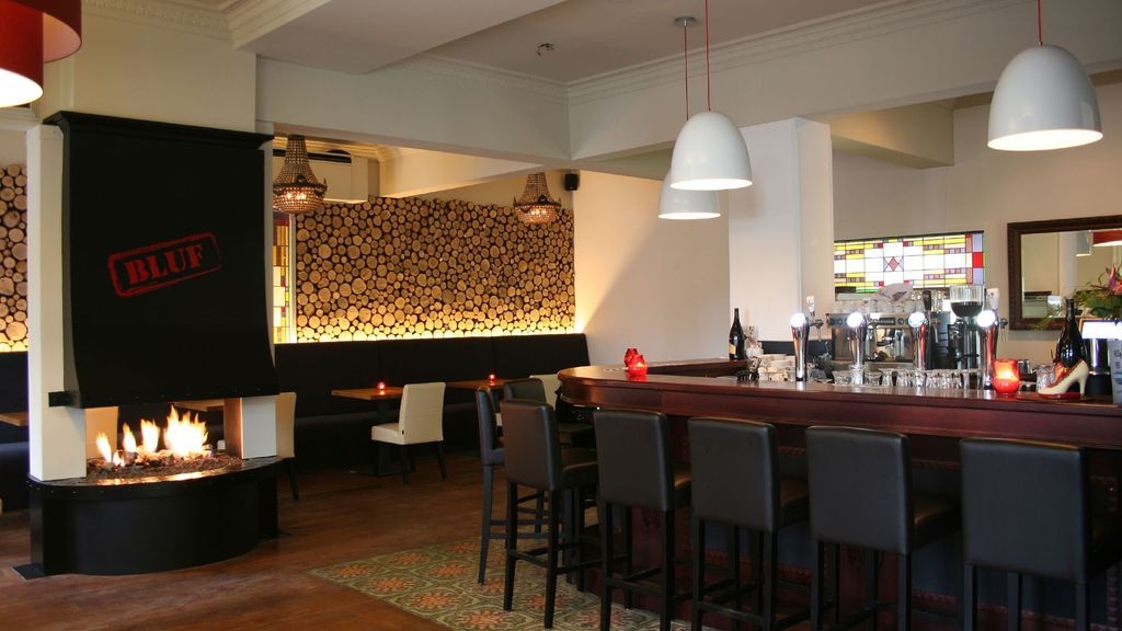 Restaurant Bluf. Berg en Dal