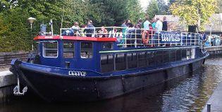 BOOT10 partyschepen (Loosdrecht)