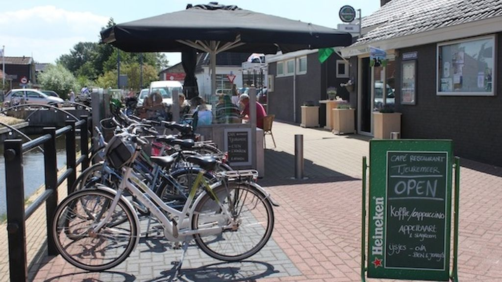 Cafe Restaurant Tjeukemeer