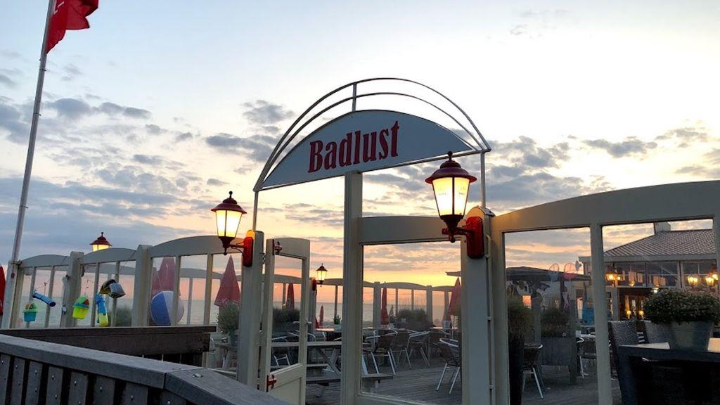 Strandpaviljoen Badlust